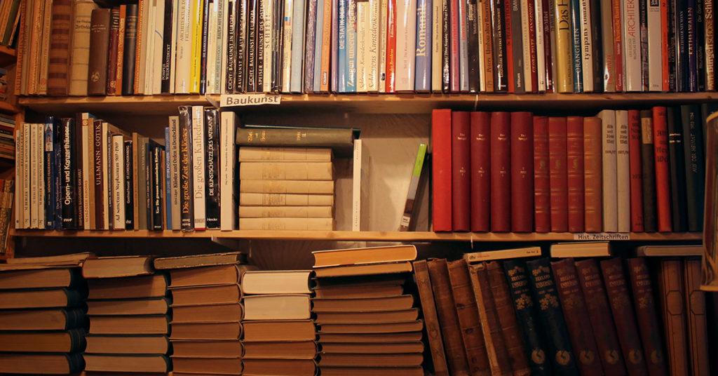 Architektur, Zeitschriftenbände
